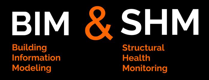 Logo de BIM y SHM